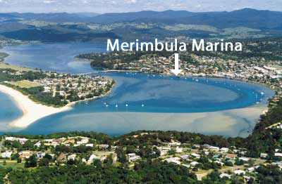 Contact us at the Marina Market Street Merimbula Rathlin II